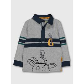 The Gruffalo Grey Rugby Top