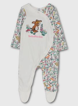 The Gruffalo Multicoloured Sleepsuit