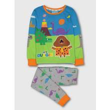 Hey Duggee Blue Dinosaur Pyjamas