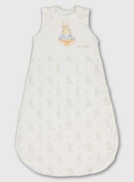 Peter Rabbit Cream 1.5 Tog Sleeping Bag