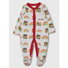 Elmer Multicoloured Sleepsuit