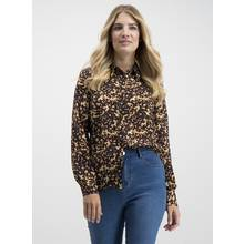 Brown & Black Tortoise Shell Shirt