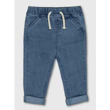 Denim Light Wash Skinny Jeans