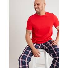 Red & Navy Check Pyjamas