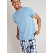 Blue Check Short Pyjamas