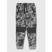 Grey Camouflage Jogger