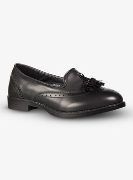 Online Exclusive Tassel School Loafers