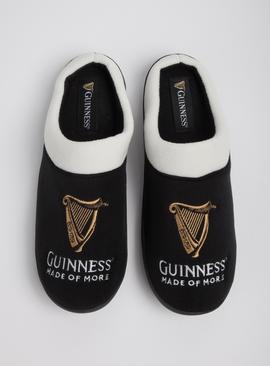 Online Exclusive Guinness Black Mule Slippers