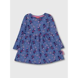 Disney Minnie Mouse Blue Dress