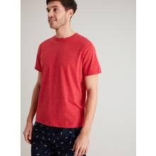 Red & Navy Lighthouse Print Shortie Pyjamas