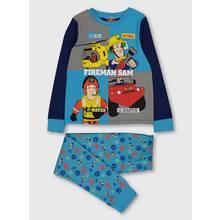 Fireman Sam Blue Pyjamas