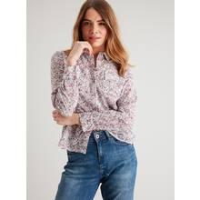 Floral Print Dixie Belle Schiffly Shirt