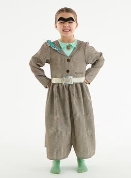 Roald Dahl Miss Trunchbull Brown Costume