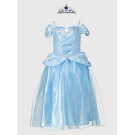 Disney Princess Cinderella Blue Costume