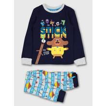 Hey Duggee Navy Blue Pyjamas