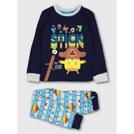 Hey Duggee Navy Blue Pyjamas