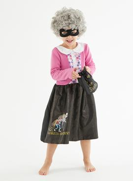 Gangsta Granny Pink Costume Set