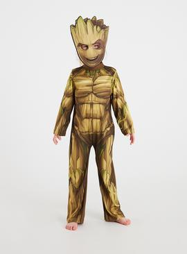Marvel Guardians of the Galaxy Green Groot Costume