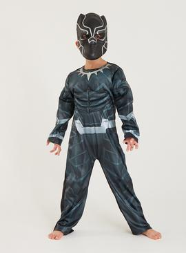Disney Marvel Black Panther Costume & Mask
