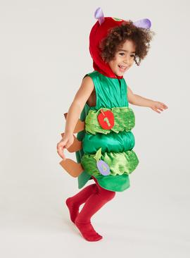 The Very Hungry Caterpillar Green Costume