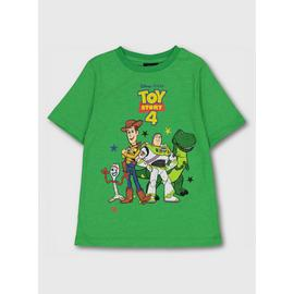 Toy Story 4 Green T-Shirt