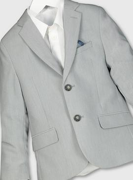 Pale Grey Formal Jacket