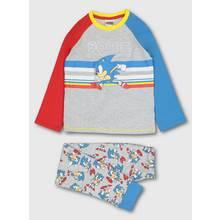 Sonic The Hedgehog Grey Pyjamas