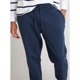 Navy Regular Fit Jersey Joggers