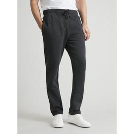 Charcoal Cotton Rich Regular Fit Joggers