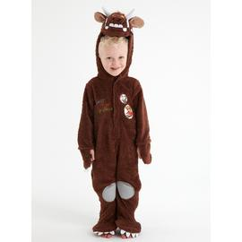 The Gruffalo Brown All In One Costume - 5-6 years