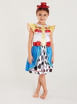 Disney Toy Story Blue Jessie Costume