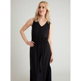 Black Marrakesh Maxi Dress