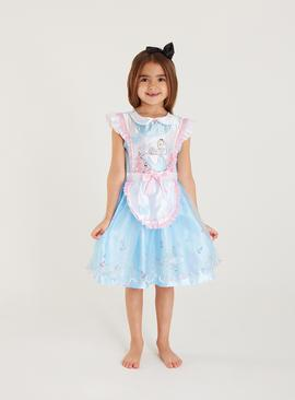 Disney Alice in Wonderland Blue Costume