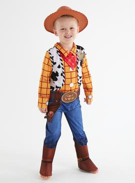Disney Toy Story Yellow Woody Costume Set