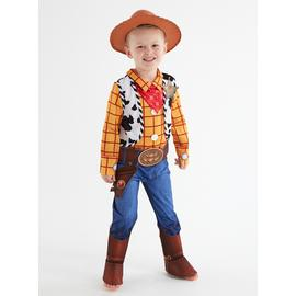 Disney Toy Story Woody Yellow Costume Set - 3-4 Years