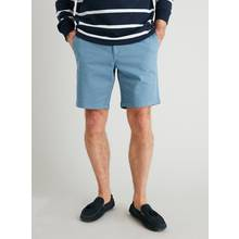 Dusty Blue Chino Shorts