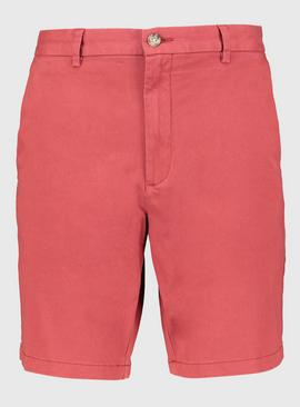 Terracotta Chino Shorts