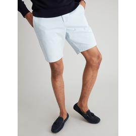 Ice Blue Chino Shorts