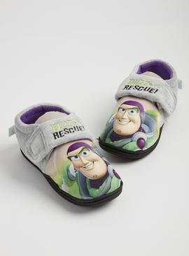 Disney Toy Story Grey Slippers
