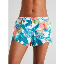 Tropical Print Swimming Shorts