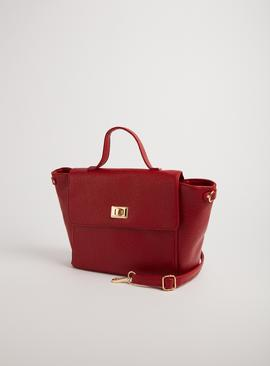 Red Handheld Bag - One Size