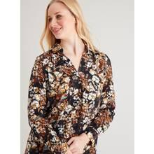 Floral Print Memphis Shirt