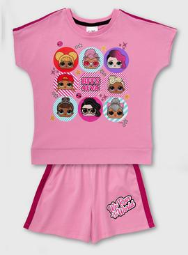 Girls Disney Beauty /& The Beast Princess Pyjamas Size 1.5-2yrs 3-4yrs 4-5yrs
