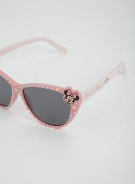 Disney Minnie Mouse Pink Sunglasses - One Size