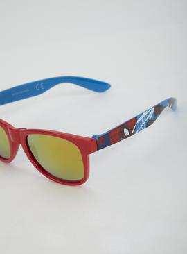 Marvel Spider-Man Red Sunglasses - One Size