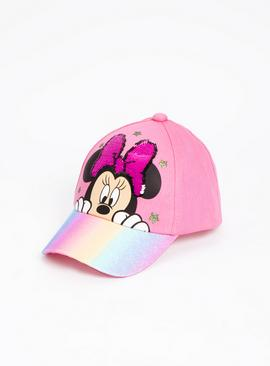 Disney Minnie Mouse Pink Cap