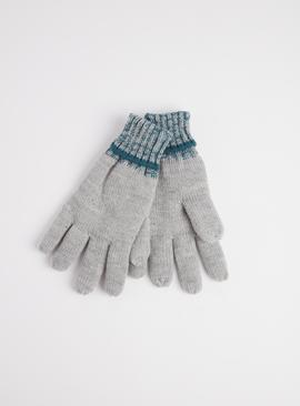3M Grey Knitted Gloves