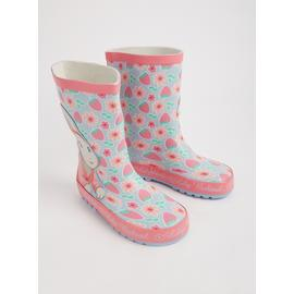 Peter Rabbit Pink & Pale Blue Wellies