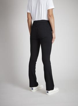 Black Shape, Sculpt & Lift Bootcut Jeans