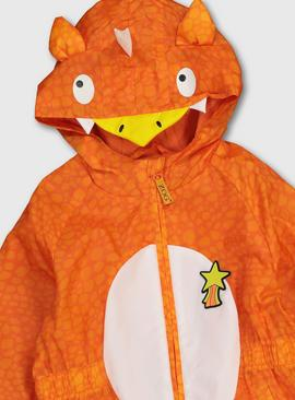 Zog Orange Puddlesuit